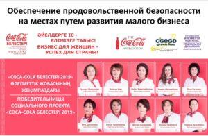 победители Кока Кола белестері